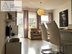 Łódź Bałuty, Julianów - Apartament 3 pokoje, 64 m2, 2 balkony